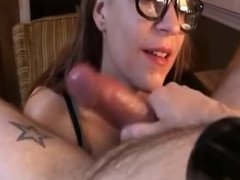 Your Cock is My First Blowjob