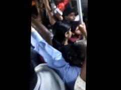 Chennai Bus Gropings - 06 - Chubby Girl