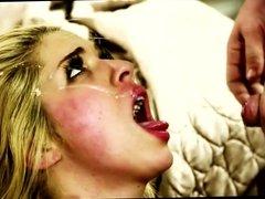 Blonde Babes Love Facials Compilation #5