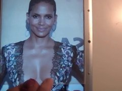 Halle Berry Cum Tribute 2