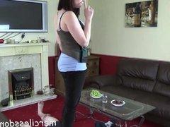 Mistress Zoe Humiliates Her Slave