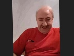 Argentinian grandpa wanking sweetly