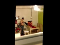 Hot girl spied in Changing room.mp4