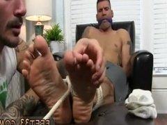 Grandpa gay cum in mouth Johnny Hazzard has