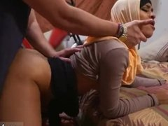 Arab couple fuck first time Desert Rose,