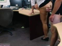 Husband takes it in the ass PawnShop
