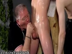 Skinny gay boy naked free clips bondage and