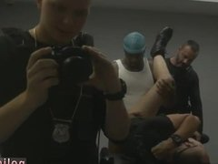 Gay naked police photos male bondage cops