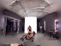 VirtualPornDesire - Director's Chair 180 VR 60 FPS