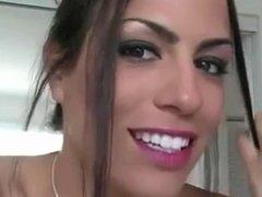 Lexi Lapetina Lipstick jerk off encouragement