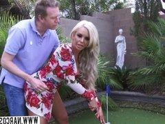 Imposing Mother-In-Law Nina Elle Wants Hardcore Cock