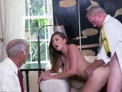 Big cock old daddy anal first time Ivy
