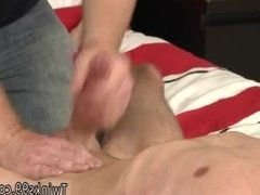 Young twins penis gay A Huge Cum Load From