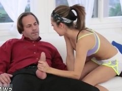 Anal with ebony partner's step daughter The