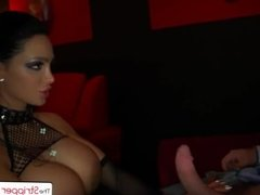The Stripper Experience - Amy Anderssen is fucked by a big dick, big boobs