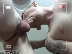 Underground gay boy sex Levi is hungry for