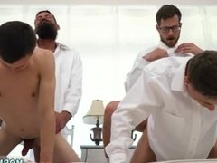 Young boys eating dads dick tube gay xxx