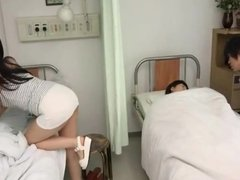 Japanese fuck in hospital