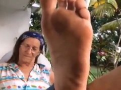 Granny Socks And Soles