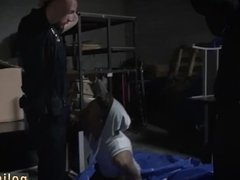 Police man gay porn movie Breaking and