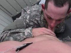 Fat guy masturbate and eats cum gay We