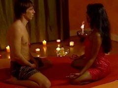Massage For Boyfriend Relaxes