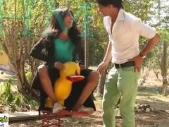 Indian pagli girl get enjoyed by a stranger boy - teen99 - indian short fil