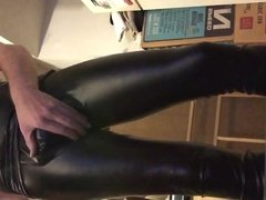 In leggings looking for someone