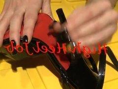 High Heels For High Maintenance Woman