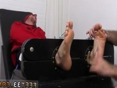 Gay sexy man with goat xxx Kenny Tickled In