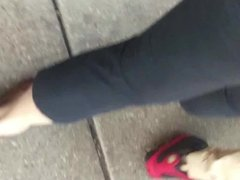 big booty milf in yoga pants
