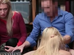 Blond street whore outdoor The mother and