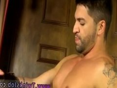 Gay boy fuck for the first time in locker