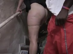 French milf casting and horny gangbang