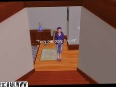 Anime 3D Hentai Dirty Packing Session At Privet Drive_001