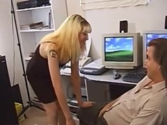 Molly Fucks The Professor In This Amateur Video