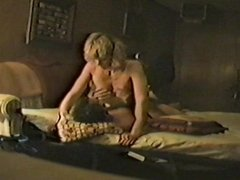Ex Wife Fucked in her Parents Basement