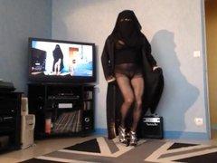musulmane leve le voile
