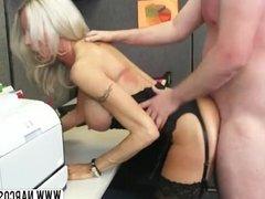 Bony Mom Emma Starr In Stockin2gs Needs Fast Dick
