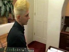Motorcycle man fucks gay guy first time