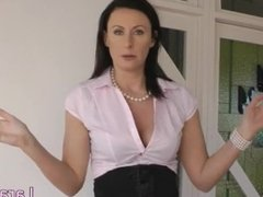 Sappho UK mature fingered by euro schoolgirl