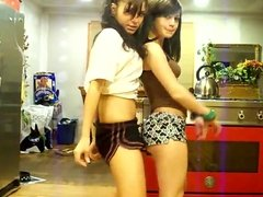 Two Super Hot 18 Year Old Chicks