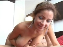 Milf With Awesome Natural Tits