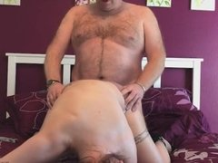 052 - The prostitute is a real slut with Cathy Crown - Young and Old