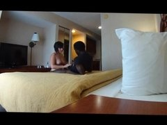 Fuck in Hotel Room - White Brunette vs BBC