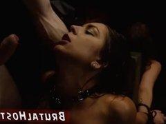 Belle bound gagged and hidden camera sex