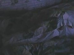 Sexy Mature Mom masturbate on bed-2! Hidden cam!