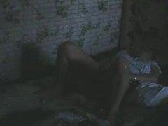 Sexy Mature Mom masturbate on bed! Hidden cam!