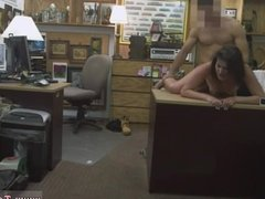 Hardcore threesome toys Customer's Wife
