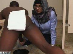 Arab bondage first time Black vs White, My